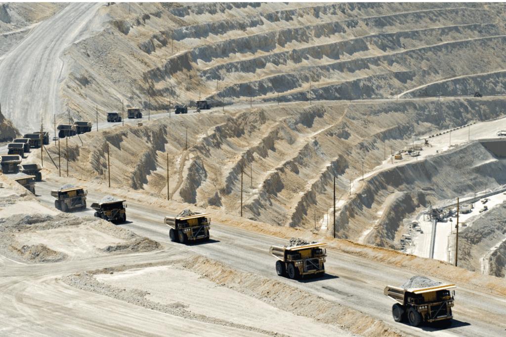 Mining haul trucks