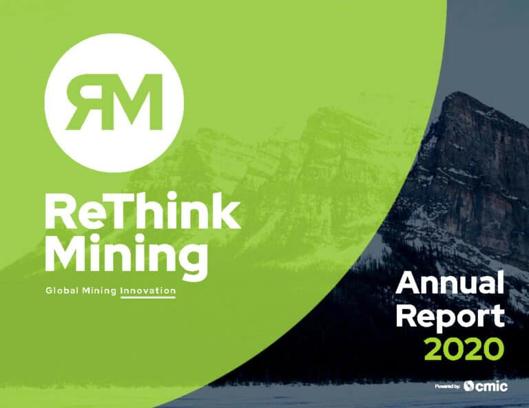 CMIC 2020 Annual Report cover
